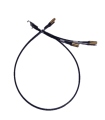 Cable de corriente negro derecho ESC a placa de distribución - Agras T16